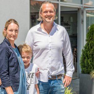 Hotel Pension Wess Gastgeberfamilie